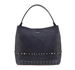 Damentasche, dunkelblau, 85-4Y-702-7, Bild 1