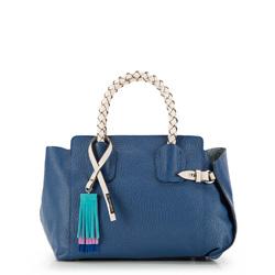 Damentasche, dunkelblau, 86-4E-014-N, Bild 1