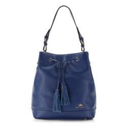 Damentasche, dunkelblau, 86-4E-438-7, Bild 1
