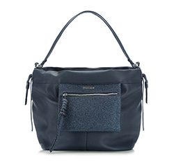 Damentasche, dunkelblau, 86-4Y-201-7, Bild 1