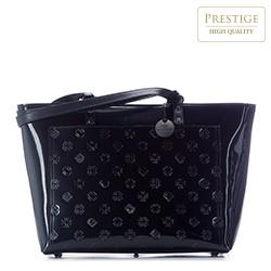 Einkaufstasche, dunkelblau, 34-4-083-NL, Bild 1