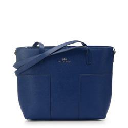 Einkaufstasche, dunkelblau, 86-4E-429-7, Bild 1