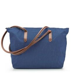 Einkaufstasche, dunkelblau, 86-4Y-900-7, Bild 1