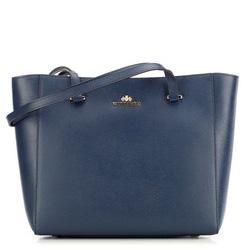 Einkaufstasche, dunkelblau, 87-4-703-N, Bild 1