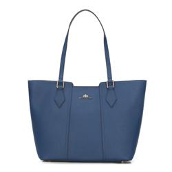 Einkaufstasche, dunkelblau, 87-4-705-N, Bild 1