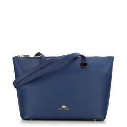 Einkaufstasche, dunkelblau, 87-4E-416-7, Bild 1