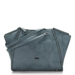 Einkaufstasche, dunkelblau, 87-4Y-567-7, Bild 1