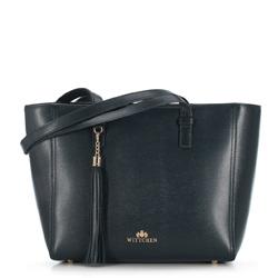 Einkaufstasche, dunkelblau, 89-4-703-7, Bild 1