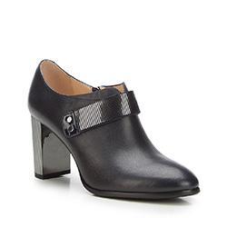 Frauen Schuhe, dunkelblau, 87-D-955-7-38, Bild 1