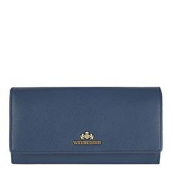 Geldbörse, dunkelblau, 13-1-052-N, Bild 1