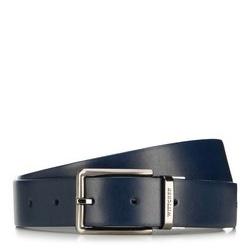 Gürtel, dunkelblau-grau, 89-8M-305-7-90, Bild 1