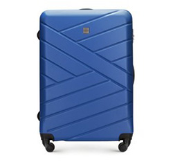 Großer Koffer, dunkelblau, 56-3A-303-90, Bild 1