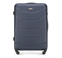 Großer Koffer, dunkelblau, 56-3A-403-91, Bild 1