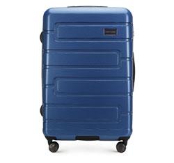 Großer Koffer, dunkelblau, 56-3P-833-90, Bild 1