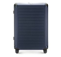 Großer Koffer, dunkelblau, 56-3P-853-90, Bild 1