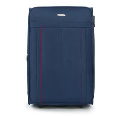 Großer Koffer, dunkelblau, V25-3S-273-90, Bild 1