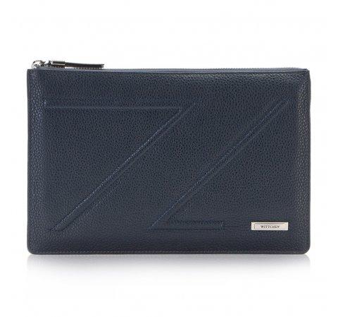 Handgelenk-Tasche, dunkelblau, 87-3U-204-7, Bild 1