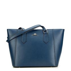 Handtasche, dunkelblau, 87-4-710-N, Bild 1