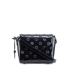 Handtasche, Umhängetasche, dunkelblau, 34-4-601-N, Bild 1