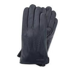 Herrenhandschuhe, dunkelblau, 39-6L-328-GC-X, Bild 1