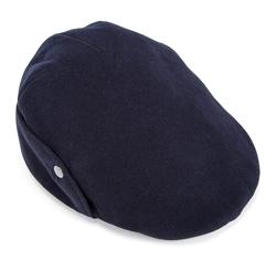 Herrenmütze, dunkelblau, 85-HF-301-8-M, Bild 1