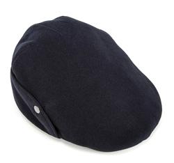 Herrenmütze, marineblau, 85-HF-301-9-L, Bild 1