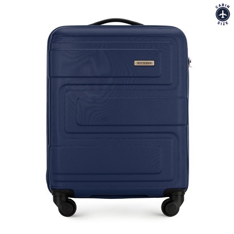 Kleiner Koffer, dunkelblau, 56-3A-631-85, Bild 1