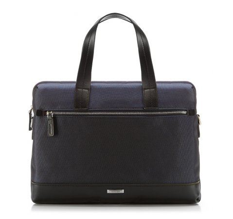 Laptoptasche, dunkelblau, 85-3U-205-7, Bild 1