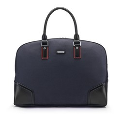 Laptoptasche, dunkelblau, 85-3U-206-7, Bild 1