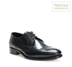 Männer Schuhe, dunkelblau, 84-M-052-7-45, Bild 1