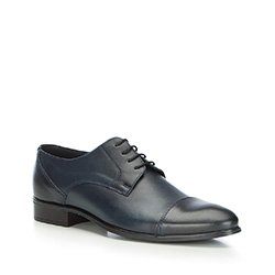 Männer Schuhe, dunkelblau, 87-M-600-7-44, Bild 1