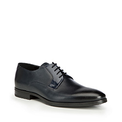 Männer Schuhe, dunkelblau, 87-M-601-7-40, Bild 1