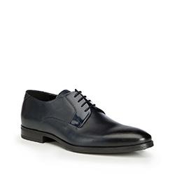 Männer Schuhe, dunkelblau, 87-M-601-7-45, Bild 1