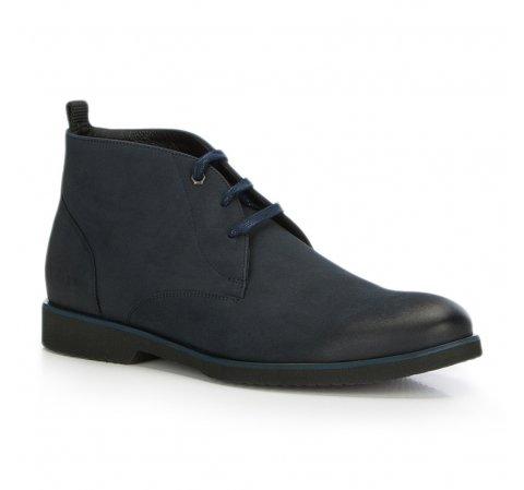 Männer Schuhe, dunkelblau, 87-M-604-7-45, Bild 1