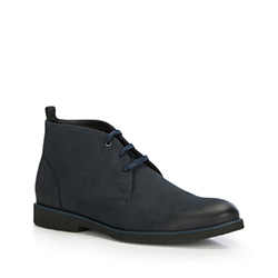 Männer Schuhe, dunkelblau, 87-M-604-7-42, Bild 1