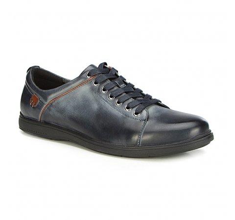 Männer Schuhe, dunkelblau, 87-M-926-7-39, Bild 1
