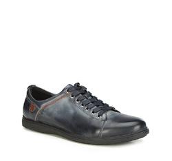 Männer Schuhe, dunkelblau, 87-M-926-7-41, Bild 1