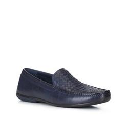 Männer Schuhe, dunkelblau, 88-M-901-7-44, Bild 1