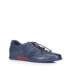Männer Schuhe, dunkelblau, 88-M-936-7-44, Bild 1