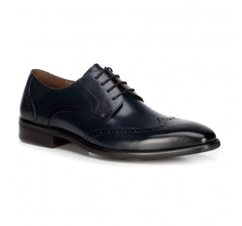 Männer Schuhe, dunkelblau, 89-M-904-7-39, Bild 1