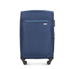 Mittlerer Koffer, dunkelblau, V25-3S-262-90, Bild 1
