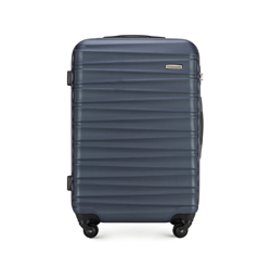 Mittlerer Koffer, dunkelblau, 56-3A-312-91, Bild 1