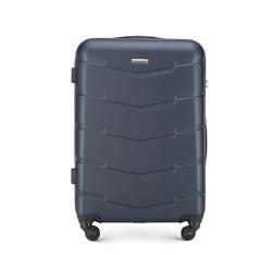 Mittlerer Koffer, dunkelblau, 56-3A-402-91, Bild 1