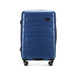 Mittlerer Koffer, dunkelblau, 56-3P-832-90, Bild 1