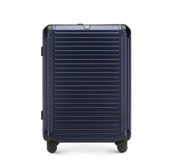 Mittlerer Koffer, dunkelblau, 56-3P-852-90, Bild 1