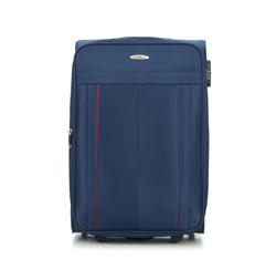 Mittlerer Koffer, dunkelblau, V25-3S-272-90, Bild 1