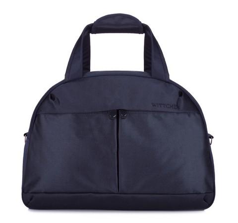 Reisetasche, dunkelblau, 56-3-112-90, Bild 1