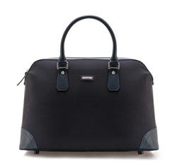 Reisetasche, dunkelblau, 84-4U-206-7, Bild 1