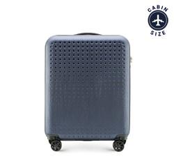 Kleiner Koffer, dunkelblau-rot, 56-3A-410-90, Bild 1