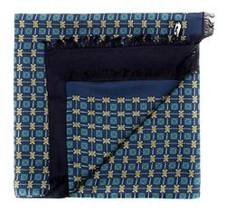Schal, dunkelblau, 85-7M-S42-X5, Bild 1